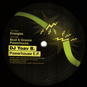 Powerhouse EP