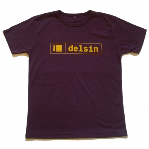 Delsin Text Purple