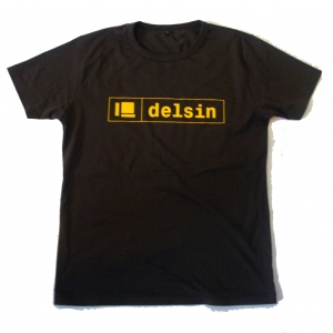 Delsin Text Chocolate
