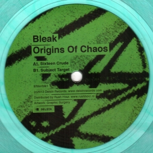 Origins Of Chaos