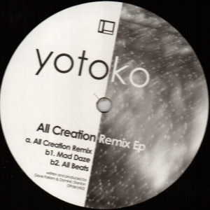 All Creation Remix EP