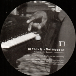 First Blood EP